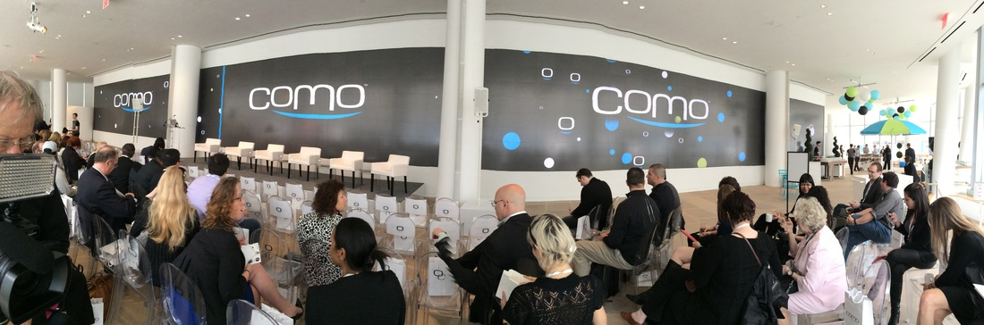 Como Summit in NYC
